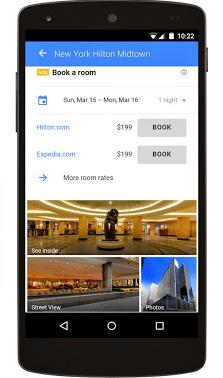 Die mobile Suche wird für Google immer wichtiger.