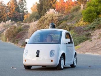 Google's selbstfahrendes Auto