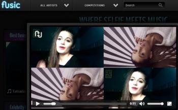 Bei Fusic verschmelzen Karaokevideos mit Künstlervideos zu einem Gesamtkunstwerk.