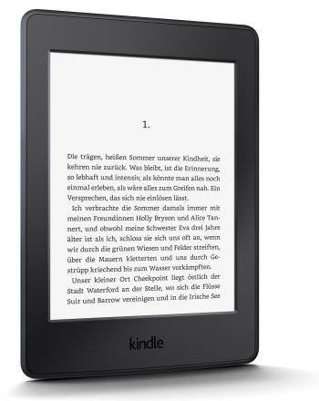 E-Reader: Amazon rüstet den Kindle Paperwhite auf