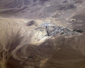 James Cluffs 432. Geschwader ist auf der Creech Air Force Base nahe Las Vegas stationiert.