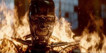 """Autonomes Waffensystem"" im Film Terminator: Genisys"