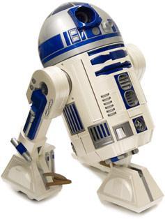 R2-D2 DVD Projektor