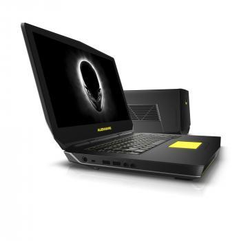 An die neuen Alienware-Notebooks passt weiterhin der externe Grafikverstärker.
