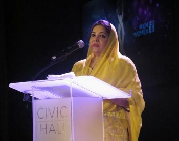 Anusha Rehman Khan