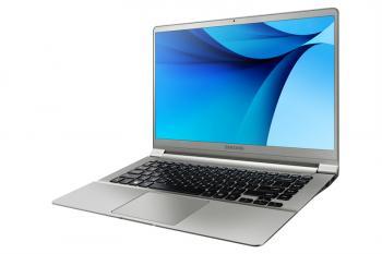 Samsung Notebook 9 15,5: Ein 15-Zöller, der weniger als mancher 13,3- und 14-Zöller wiegt.