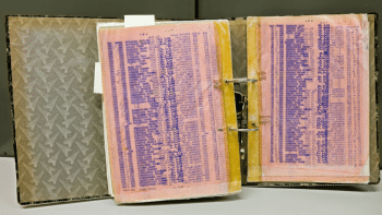 ITS Schindlers Liste Dokumentenbeispiel