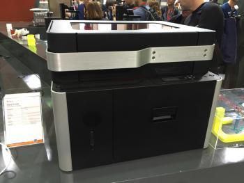 3D-Drucker auf der CES
