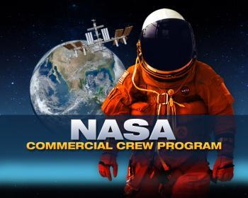 Aktuelles Ziel sind kommerzielle Flüge zur ISS