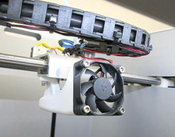 German RepRap 3D-Drucker X150