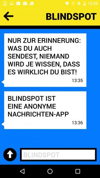 Israel: Kritik an anonymer Messaging-App Blindspot