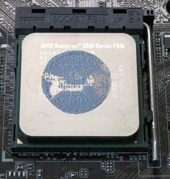 AMD Sempron 3850 Fassung AM1