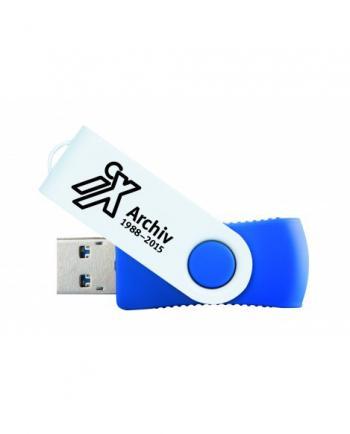 In eigener Sache: 28 Jahre iX auf DVD und USB-Stick