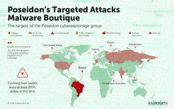 Die Poseidon-Gruppe soll seit 2005 weltweit verschiedenen Einrichtungen und Unternehmen attackieren. Bis dato sind die Drahtzieher unbekannt.