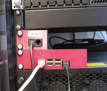Raspberry Pi im Serverrack