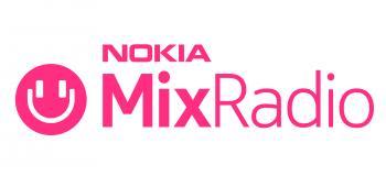 """Logo """"Nokia MixRadio"""""""
