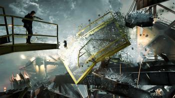 Quantum Break sollte ursprünglich exklusiv für die Xbox One erscheinen. Nun veröffentlicht Microsoft es auch für Windows 10 als neues Vorzeigespiel für den eigenen App-Store.