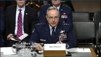 General Mark Welsh