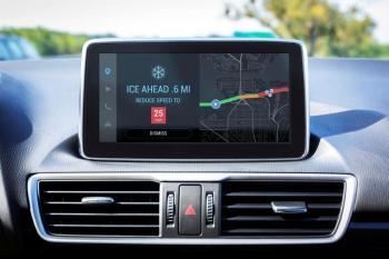 Inrix' Autotelligent soll Live-Informationen zum Fahrbahnzustand ins vernetzte Fahrzeug bringen.