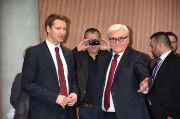 NSA-Skandal und Drohnenkrieg: Steinmeier sieht Aufklärungsmöglichkeiten weitgehend erschöpft