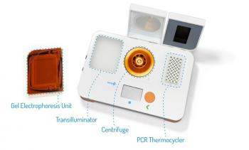 Vier Geräte in einem - das Bento Lab