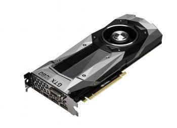 Die GeForce GTX 1080 ist die derzeit schnellste Single-GPU-Grafikkarte.