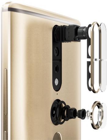 Lenovo PHAB2 Pro: Das erste Smartphone mit Google Tango AR