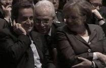 Sarkozy, Stoiber, Merkel [209 x 134 Pixel @ 15,1 KB]