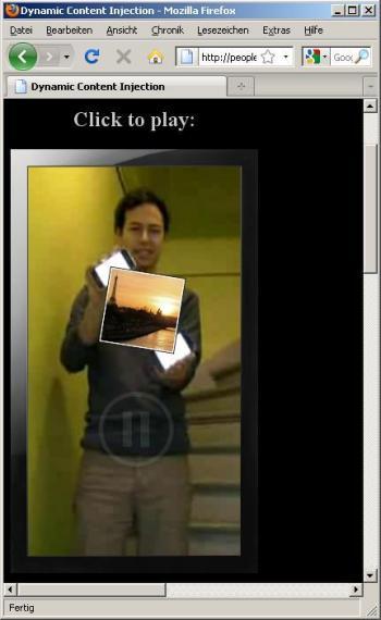 Firefox 3.5: Video-demo
