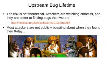Screenshot aus den Präsentationsfolien