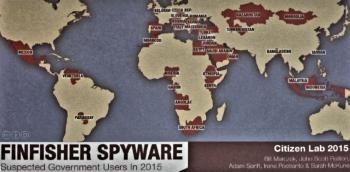 Spionagetechnik-Export