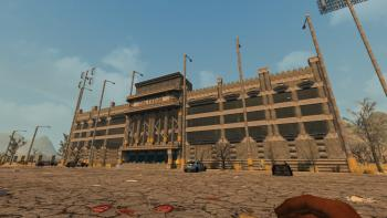 7 Days To Die Stadion