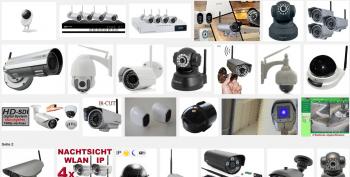 WLAN-Kameras als Angriffsbots im IoT