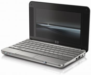 ... sondern hat damit den ersten ernst zu nehmenden Eee-PC-Konkurrenten vorgestellt.