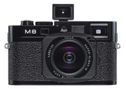 Der Spiegelsucher M 18 mm an einer M8.