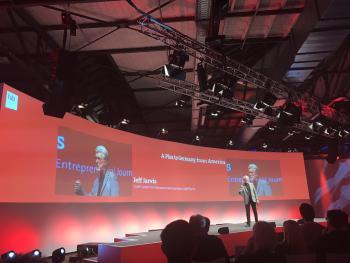 """""""Deutschland muss führen"""": Internet-Vordenker Jeff Jarvis schlägt angesichts von Trump neue Töne an"""