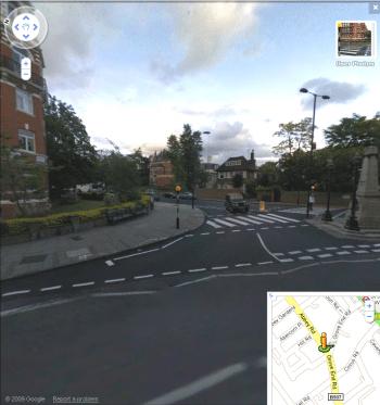 Google Street View - Abbey Road