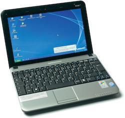 Das Medion E1210 und das Asus 1000H sind die Netbooks mit der bislang ergonomischsten Tastatur.