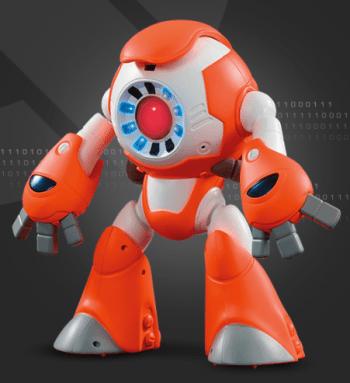 Der Roboter i-Que