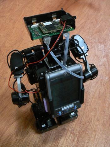 Roboter der WF Wolves