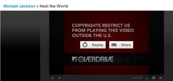 MTV Music blockiert