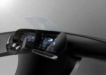 Display-Konzept von VW