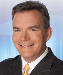 Nachrichtensprecher Jim Patton von CW6 wollte eigentlich nur berichten.