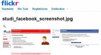 Vergleich StudiVZ und Facebook