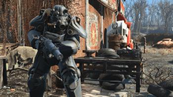58 GByte später sieht Fallout 4 so aus.