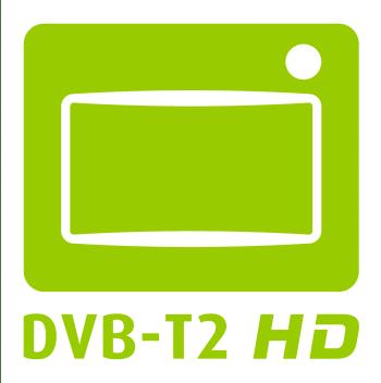 Nur echt mit diesem Logo: Receiver für das hochauflösende Antennenfernsehen tragen das grüne Rechteck.