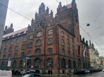 Sitz des Oberlandesgerichts München, das über die Klagen gegen Eyeo zu entscheiden hat.