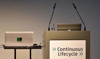 Das Rednerpult der Continuous Lifecycle will befüllt werde, das der ContainerConf sowieso.