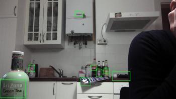 Ein von EvilEye übermitteltes Webcam-Bild...