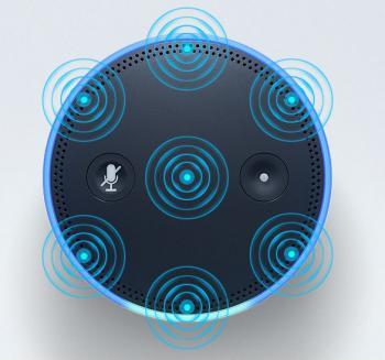 Amazon Echos Mikrofon-Technik auch für Drittanbieter